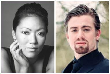 Nytårskoncert 2021 i Rønninge Kirke med Julie MeeRa og Jonathan von Schwanenflügel