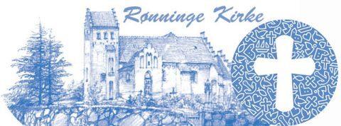Rønninge Kirke Hjemmeside Logo